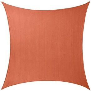 KONIFERA Sonnensegel Viereck 360x360 cm in verschied Farben
