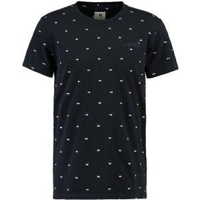 Garcia T-Shirt mit kurzen Ärmeln