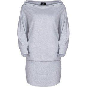 LENITIF Jerseykleid in schlichtem Design