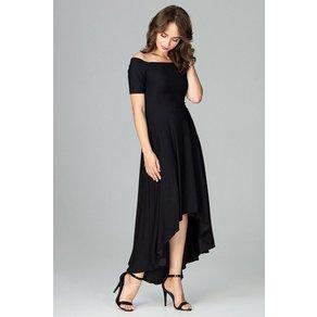 LENITIF Abendkleid im eleganten Look