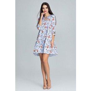 FIGL Sommerkleid mit farbenfrohem Allover-Print