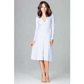 LENITIF Blusenkleid im eleganten Look