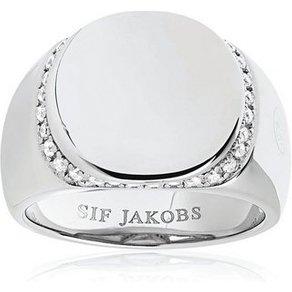 Sif Jakobs Jewellery Ring mit rund platzierten Schmucksteinen FOLLINA