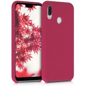 kwmobile Handyhülle Hülle für Huawei P20 Lite TPU Silikon Handy Schutzhülle Cover Case
