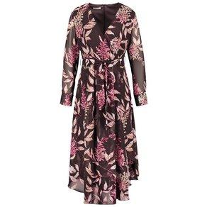 Gerry Weber GERRY WEBER Kleid Gewebe Kleid mit asymmetrischem Saum