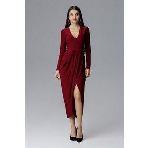 FIGL Abendkleid mit elegantem Beinschlitz