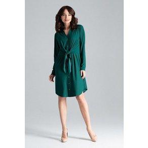 LENITIF Blusenkleid im eleganten Design