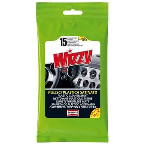 Arexons Reinigungstücher WIZZY Kunststoffpflege Matt für Armaturen