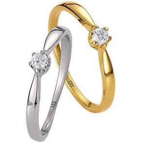 Lady Ring aus 333er Gold