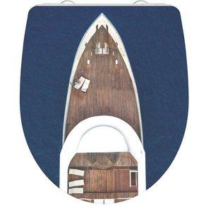 Schütte SCHÜTTE WC-Sitz Yachting mit Absenkautomatik