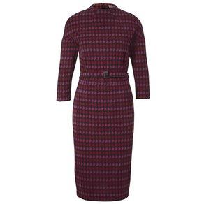 heine TIMELESS Jerseykleid mit Gürtel