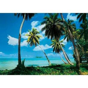 Papermoon Fototapete Tahiti Vlies in verschiedenen Grössen