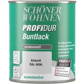 SCHÖNER WOHNEN-Kollektion Schöner Wohnen Farbe Buntlack ProfiDur seidenmatt 750 ml altweiss