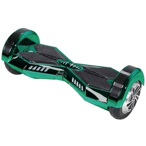 miweba ROBWAY Hoverboard W2 CHROM EDITION 8 Zoll mit APP-Funktion