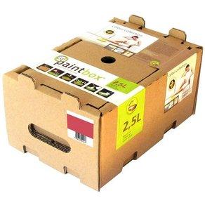 Rügenfarben Paintbox Wand- und Deckenfarbe Paintbox Colour Collection Weinrot seidenmatt