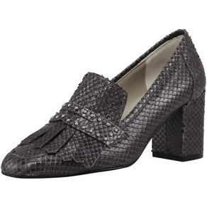 heine Pumps im Snake-Skin-Look