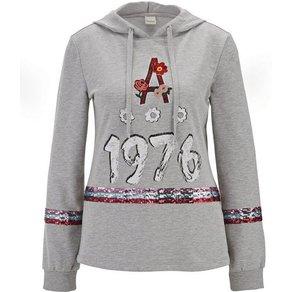 heine CASUAL Sweatshirt im sportlichen Look