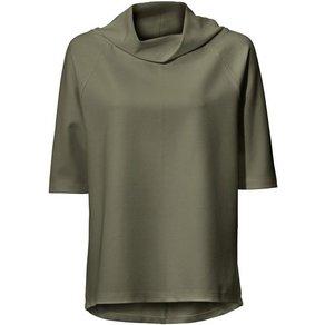 heine STYLE Oversized Shirt mit lockerem Rollkragen