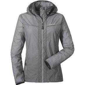 SCHÖFFEL Damen Windjacke mit Kapuze Windbreaker Jacket L