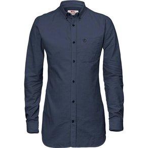 FJÄLLRÄVEN FJÄLLRAVEN Damen Flanellhemd High Coast Flannel Shirt LS W