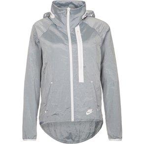 Nike Sportswear Tech Aeroshield Moto Cape Kapuzenjacke Damen