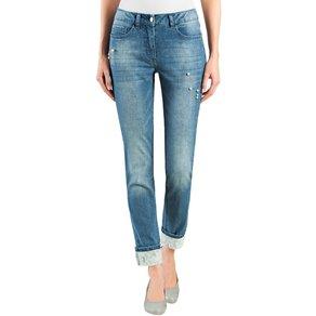 Alba Moda Jeans in verkürzter Form