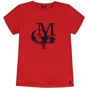 Marc O polo Junior O Polo T-Shirt Vintage-Logoprint