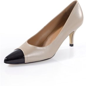 Alba Moda Pumps in edler Farbkombination