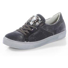 Alba Moda Sneaker aus Samt