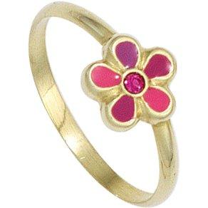 Jobo Fingerring Blume