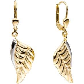 Jobo Paar Ohrhänger Flügel