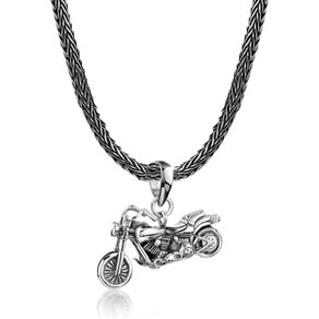 Kuzzoi Silberkette Herren Schlangenkette Motorrad Bike 925 Silber