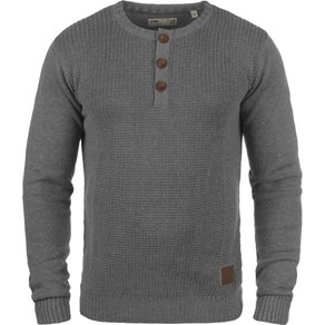 Solid Strickpullover Terrance