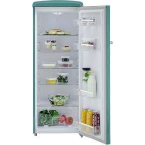 Exquisit Kühlschrank 144 cm hoch 55 breit