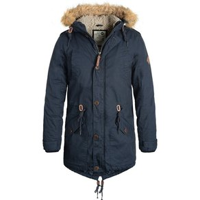 Solid Winterjacke Clark Teddy