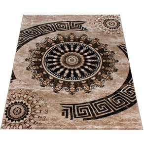 Paco Home Teppich Tibesti 447 rechteckig Höhe 16 mm maschinell gewebt