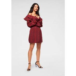 Replay Off-Shoulder-Kleid