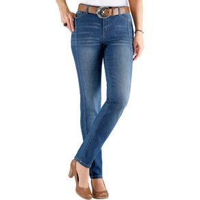 Casual Looks Jeans in 5-Pocket-Form