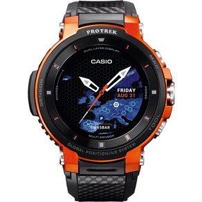Casio Pro Trek Smart CASIO PRO TREK WSD-F30-RGBAE Smartwatch Wear OS by Google