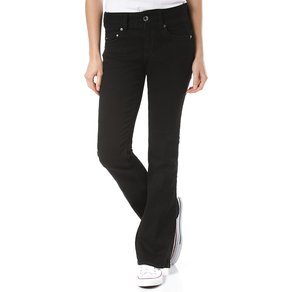 G-Star Raw G-STAR RAW Midge Mid Bootcut Elto Nero Black F Superstretch Jeans für Damen Schwarz