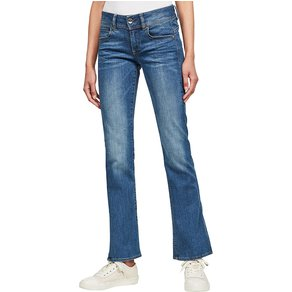 G-Star Raw G-STAR RAW Midge Mid Bootcut Neutro Stretch Jeans für Damen Blau
