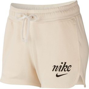Nike W NSW Short Wash Shorts Beige M