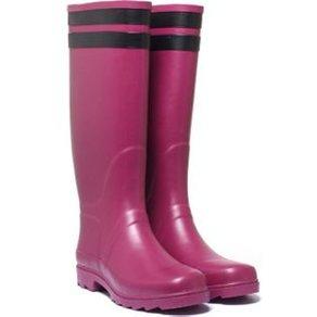 Zapato Europe Damen Regenstiefel Gummistiefel Gr 39 Beere