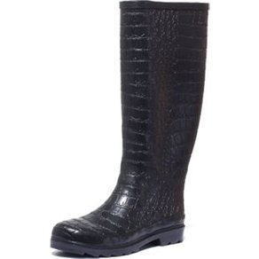 Zapato Europe Damen Regenstiefel Gummistiefel Gr 38 schwarz