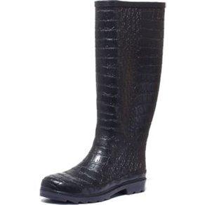 Zapato Europe Damen Regenstiefel Gummistiefel Gr 37 schwarz