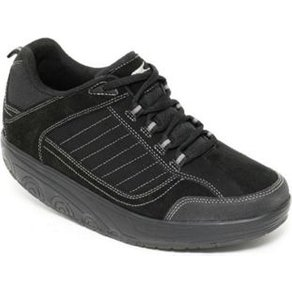 dynamic24 Damen Aktivschuhe Gr 39 Freizeit Schuhe Sportschuhe Sneaker Fitnessschuhe Leder