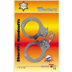 Sohni-Wicke Handschellen mit Schlüssel auf Blister