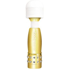 Bodywand Mini Massager Gold/Silber - Gold
