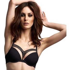 Marlies Dekkers Dame de Paris Push-up BH Schwarz - 70D