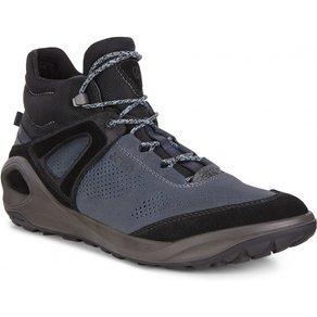 ECCO Biom 2Go High Sneaker Gr 41 schwarz